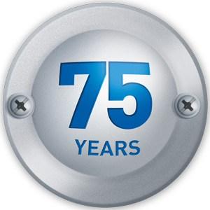 Krohne inor 75 years logo