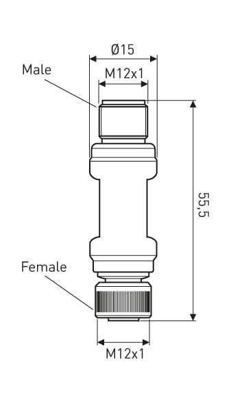 IPAQ CT20 dimensions