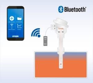 IPAQ 330 - Wireless monitoring via Bluetooth